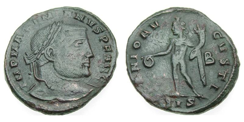 MAXIMIAN, 299 AD - 308 AD, Copper Follis