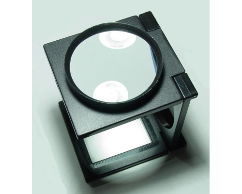 "3"" Lens Folding Coin Magnifier"